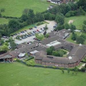 The hotel 54 acres of North Warwickshire countryside